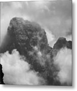 The Grand From Paintbrush Divide Metal Print