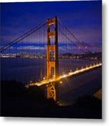 The Grand Golden Gate Metal Print