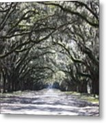 The Grand Lane Metal Print