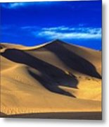 The Great Dunes National Park Metal Print