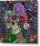 Fugitive From Society Metal Print