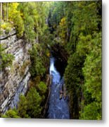 The Great Chasm Metal Print