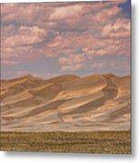 The Great Colorado Sand Dunes  177 Metal Print