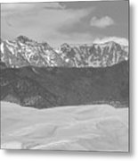 The Great Colorado Sand Dunes  Metal Print