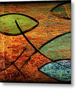 The Great Commission Metal Print by Shevon Johnson