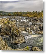The Great Falls Of The Potomac Metal Print
