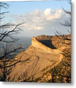 The Great Mesa Metal Print