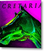 The Great One Metal Print