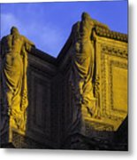 The Great Palace Of Fine Arts Metal Print