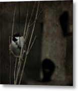 The Great Tit Metal Print