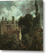 The Grove Or The Admiral's House In Hampstead Metal Print