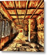 The Hallway Metal Print