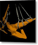 The Hanging Girl II Metal Print