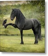 The Harbinger Metal Print