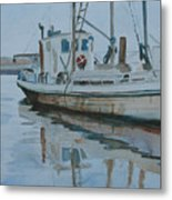 The Helen Mccoll At Rest Metal Print