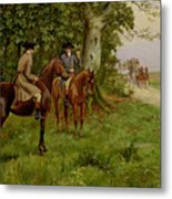 The Highwaymen Metal Print