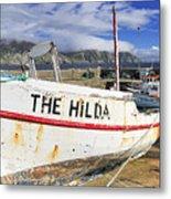 The Hilda Metal Print