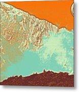 The Himalayas Metal Print