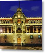 The Historical National Palace Metal Print