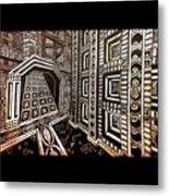 The Hollow Citadel Metal Print
