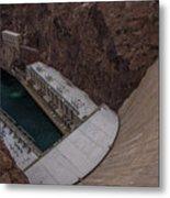 The Hoover Dam Metal Print