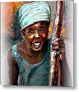 The Hope Of Africa Metal Print