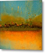 The Horizon Metal Print