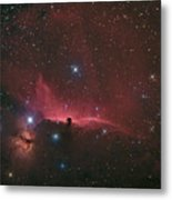 The Horsehead Nebula Metal Print