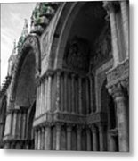 The Horses Of St. Mark Metal Print