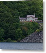 The House By The Llyn Peris Metal Print
