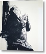 The Hunchback Of Notre Dame Metal Print