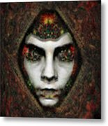 Incubation Of Consciousness Metal Print