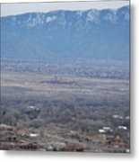 The Indian Casino Metal Print