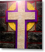 The Inner Light Metal Print