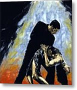 The Intoxication Of Tango Metal Print