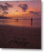 The Island Of God #15 Metal Print