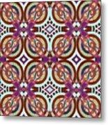 The Joy Of Design X L I Arrangement 3 Inverted Metal Print
