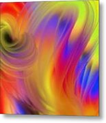 The Joyous Mind Metal Print