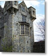 The Keep At Donegal Castle Ireland Metal Print