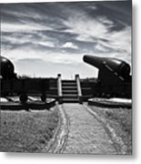 The Keepers Of Peace Metal Print