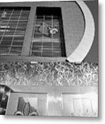 The Kfc Yum Center II Metal Print