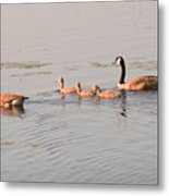 The Kids Day Out Metal Print