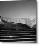 The Kings Steps Metal Print