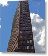 The Kollhoff-tower ...  Metal Print