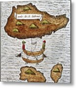 The Ladrone Islands Metal Print