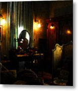The Lady's Room Metal Print