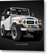 The Land Cruiser Metal Print