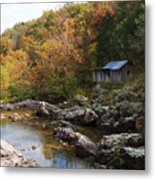 The Landscape By Klepzig Mill Metal Print