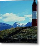 The Last Lighthouse ... Metal Print