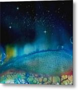The Last Turtle From The Sea Of Cassiopeia Metal Print